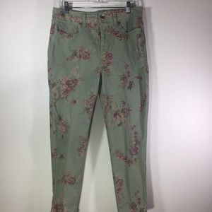 7 For All Mankind Sage High Rise Jeans Size 12